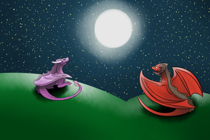 The Music Of The Night- COMMISSION by CatalysticProperties
