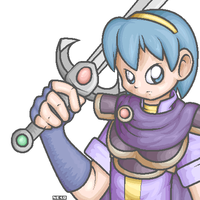 Marth owns you by Hail-NekoYasha