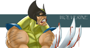 Wolvie by KevinHarrell