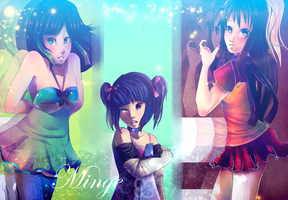 Minge WallPaper by JamGirl0808