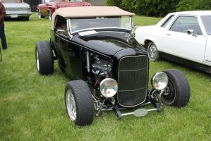 Classy Hot Rod by KyleAndTheClassics
