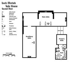 Moriah Safe House -- 3rd Story by TeamGirl-Differel