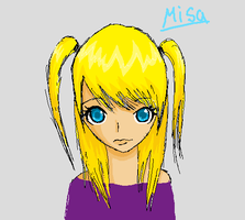 Paint Misa by shadowed93