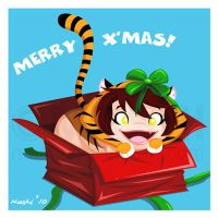 Merry Christmas 2010 by mashi