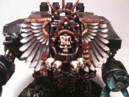 Death Company Dread Mardus3 by Stefoserpent