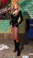 The Black Canary by donnaDomenitzo