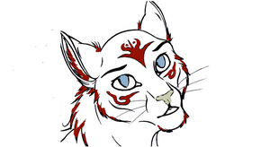 Cayenne (adoptable) by XLeopardfurX