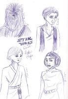 3 Rebels and a Princess by ifihadacoconut