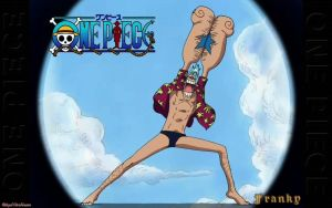 One Piece - Franky Theme by DharionDrahl