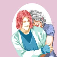 collove 6: kurt and courtney by gilbert86II