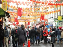 Chinese New Year(Snake) 2013 @ China Town, London. by asaluiphotography