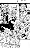 A. Spider Man annual 37 page 1 by PauloSiqueira