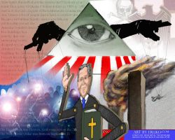 NWO was born on september 11 by ResHumanae