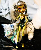 Monster High Custom Pixie 3 by MaryBunnie
