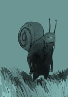 snailman by unded