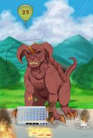 HBD: BARAGON by arkan54