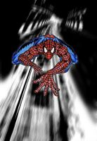 Spidey by stevec78