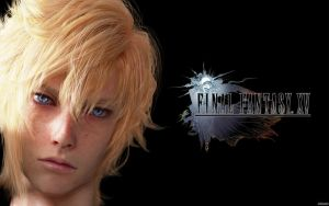 Prompto - Final Fantasy XV by UxianXIII