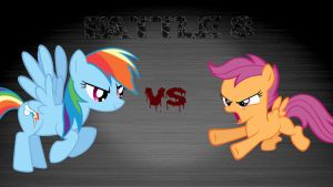 Pony Kombat 2 Round 2, Battle 8 by Macgrubor