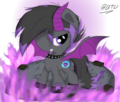 [Contest Entry] Draidon by Bronybehindthedoor