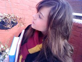 Hermione Cosplay 8 by anime-kelsey26