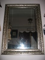Large Mirror 004 by TrapDoor-Stock