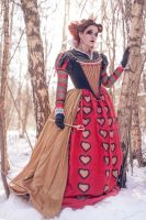 Queen of Hearts by MADmoiselleMeli