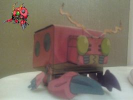Tentomon Cubee Finished by rubenimus21