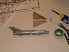 Building a MiG 21 - step 11 by kanyiko