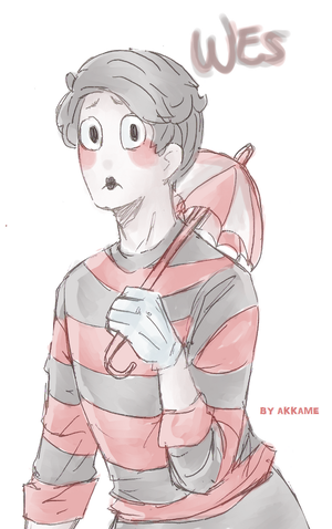 Don't Starve - Wes by akkame