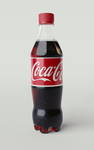 coke bottle by AbdouBouam