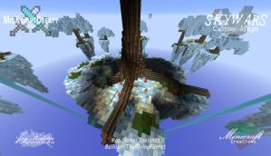Icelands -  Skywars Map - 02 by TheFlyinFerret
