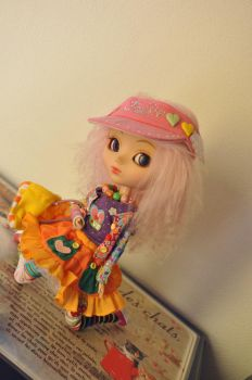 Pullip Papin For Adoption 03 by Lady-Delirio