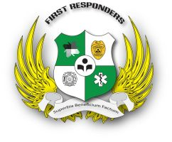First Responders House by lighthousegraphics