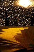 your words like raindrops... by Vive-Le-Rock