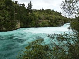 Huka Falls 5 by raindroppe