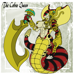 Cobra Queen FLATS by GysKing1