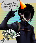 HappyNewYear by Captain-Hotpants