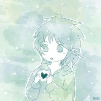 Heart and Snow (I) by iiping