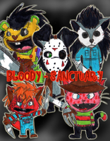 Bloody Sanctuary ID Contest by xEvilxPenguinxNinjax
