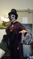 My Willy Wonka outfit by nikkithestormtrooper