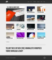 gRID - free WordPress theme by Dannci