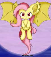 Chibi Flutterbat on the loose! -complete- by kildaver