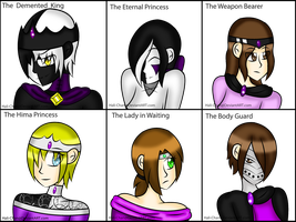 The Demented King Peeps by xXThe-Ice-ReaperXx