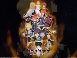Tales of Vesperia FirstStrike by EvannGeo