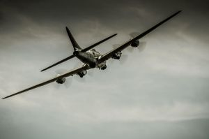 The Boeing B-17 Flying Fortress by vipmig