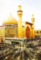 Imam Ali (as) Holy Shrine by 70hassan07