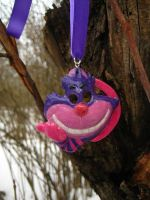 Disney's Cheshire Cat by angelicon