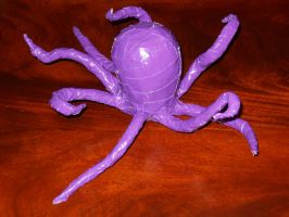 Duct Tape Octopus Plain by RoRoShell