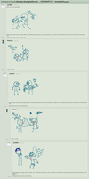 The most lazy drawing battle ever by BlazBestia